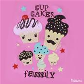 Tablier Cupcakes Family