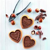 Kit biscuits Petit Ecolier Cookie choc Hearts