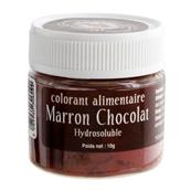 Colorant alimentaire Marron Chocolat