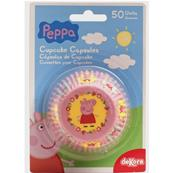 Caissettes Peppa Pig x50