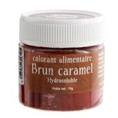 Colorant alimentaire Brun Caramel